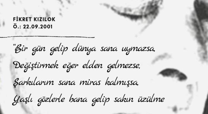 Bu dünyadan geçmeseydi, Türk Müziği eksik ve buruk kalırdı şüphesiz...