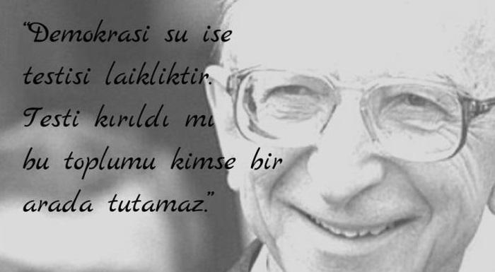 Onursal Genel Başkanımız Prof. Dr. Erdal İnönü'yü vefatının yıl dönümünde saygı ve rahmetle anıyorum.