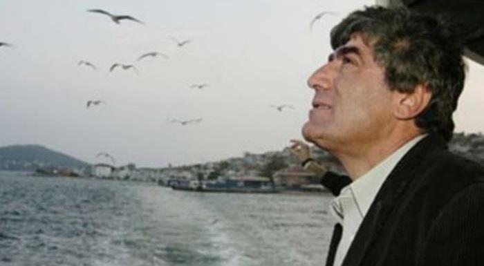 Unutmadık..Unutmayacağız... Hrant Dink'i katledilişinin 13.yılında saygıyla anıyorum