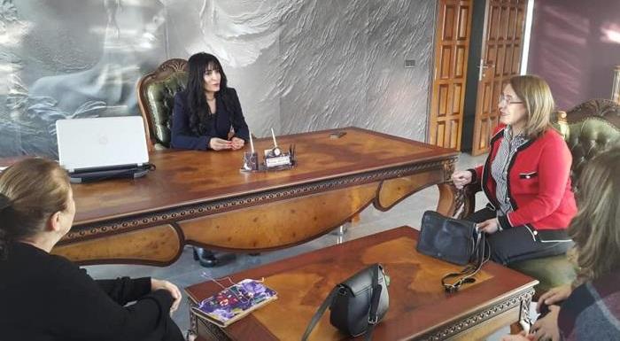 İş Kadını Şenay Aslan'ın sahibi olduğu Eyşan Rehabilitasyon Merkezi'ni ziyaret ettik.