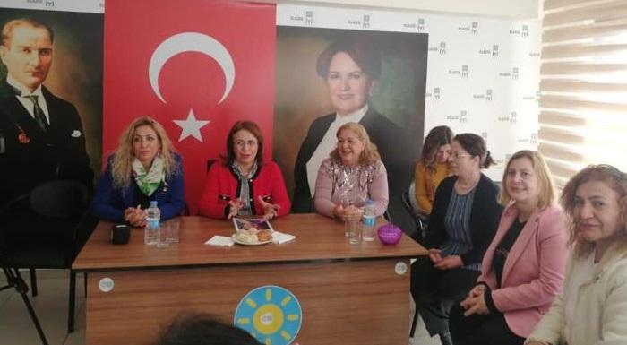 Millet İttifakı ortağımız İYİ Parti Elazığ İl Başkanı Sayın Yılmaz Serttaş'ı ve Kadın Kolları Başkanı Mesude Cömert' i makamında ziyaret ettik.