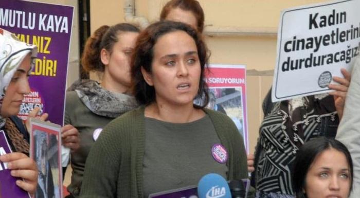 Dilek KAYA'nın katili hak ettiği cezayı alana dek sürecin taraf ve takipçisi olacağız, kız kardeşlik mücadelemizi büyütmeye devam edeceğiz!