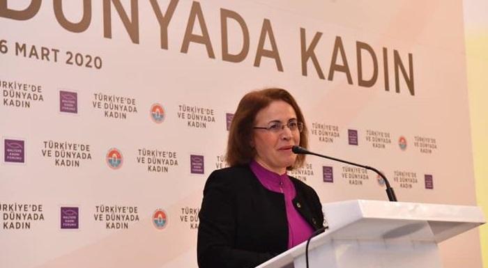 """Maltepe Belediyesi tarafından 8 Mart etkinlikleri kapsamında düzenlenen """"Maltepe Kadın Forumu"""" başladı."""