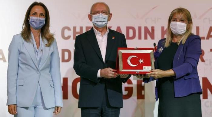 Ankara'daki Kadın Muhtarlarla Buluşma