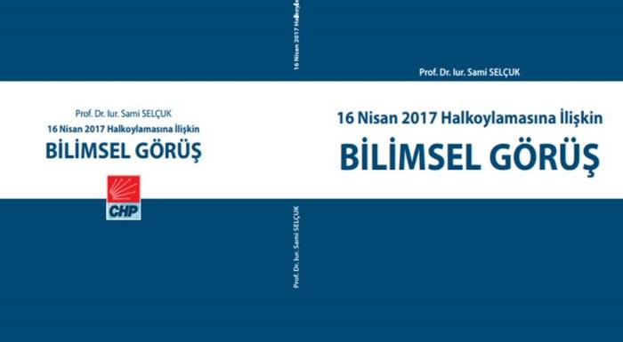 """""""16 Nisan 2017 Halkoylamasına İlişkin Bilimsel Görüş"""" Dört Dilde Yayımlandı"""