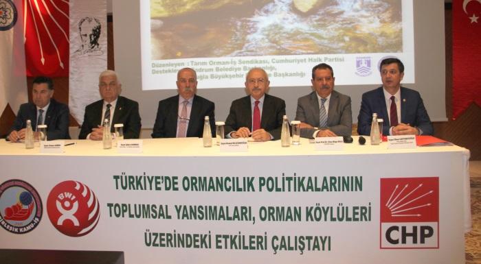 """""""ORMANCILIK POLİTİKALARI VE ORMAN KÖYLÜLERİNİN DURUMU"""" YAYIMLANDI"""