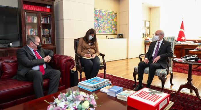 Spain's Turkey Ambassador Francisco Javier Hergueta's Visit // İspanya'nın Türkiye Büyükelçisi Francisco Javier Hergueta'nın Ziyareti