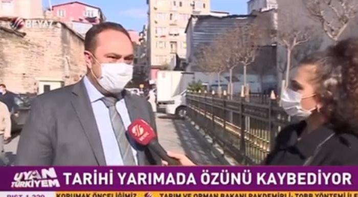 Türk vatandaşlar Fatih'ten göç ediyor, Fatih yoksul yabancılar için cazibe merkezi oluyor.