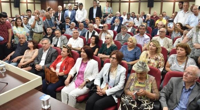 CHP İSTANBUL İL ÖRGÜTÜNDE BAYRAMLAŞMA