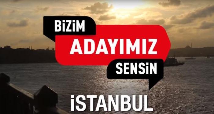 CHP, İstanbul için startı kısa filmle verdi