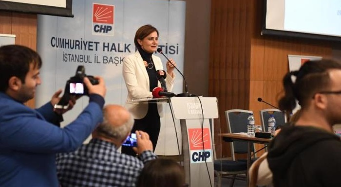 CHP'den İstanbul Kent Anayasası