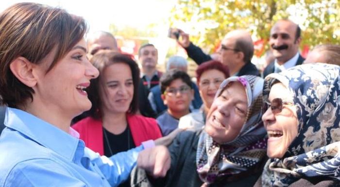 Kaftancıoğlu,Gaziospanpaşa'da Aşure etkinliğine katıldı