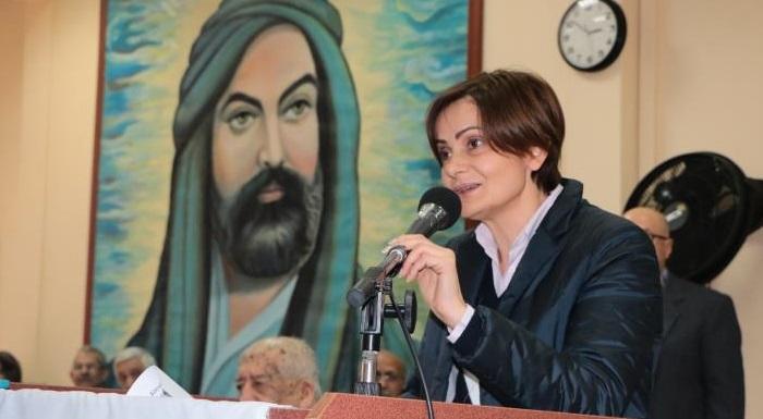 CHP'li Kaftancıoğlu, Karacaahmet Cemevi'ni ziyaret etti