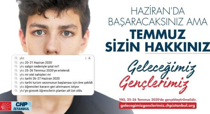 CHP, İstanbul'da 9 Bin 135 Öğrenci ve Velisinin Görüşlerine Başvurdu