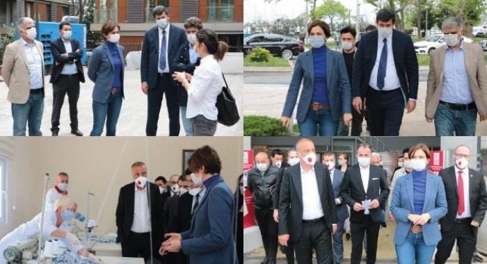 İktidarın Beş Maske Bile Dağıtamadığı Bir Alanda Belediyelerimiz Bütün İhtiyaç Sahiplerinin Derdine Derman Oluyor