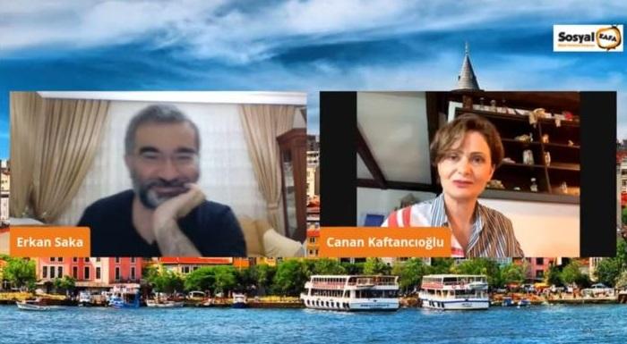 CHP'li Kaftancıoğlu:  ''83 Milyonun Güveninin Tamir Edilmesi Lazım''