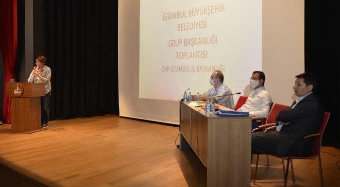 İBB CHP Meclis Grubu Yeni Yönetimi Belli Oldu