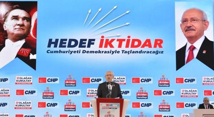 Genel Başkanımız Kılıçdaroğlu 'İkinci Yüzyıla Çağrı Beyannamesi'ni açıkladı