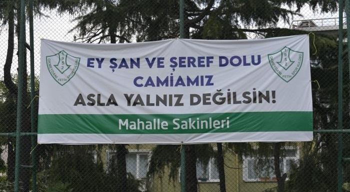 Kaftancıoğlu, Okmeydanı Fetih Spor Kulübü Tesislerinin Tahliye Kararına Tepki Gösterdi
