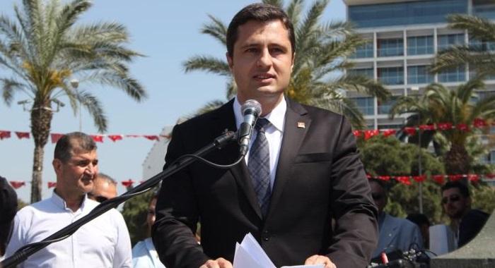 """CHP İZMİR İL BAŞKANI YÜCEL'DEN 19 MAYIS KUTLAMASI - """"19 MAYIS MEŞALESİ HİÇ SÖNMEYECEK"""""""