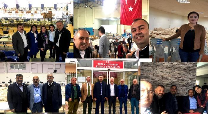 İZMİR'İN VEKİLLERİ İSTANBUL'DA SANDIK NÖBETİNDE