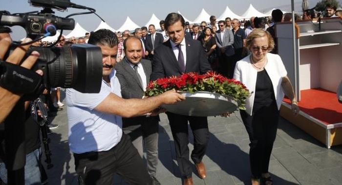 """30 AĞUSTOS ZAFER BAYRAMIMIZ KUTLU OLSUN - Yücel """"Genç Türkiye Cumhuriyeti'nin Müjdecisidir."""""""