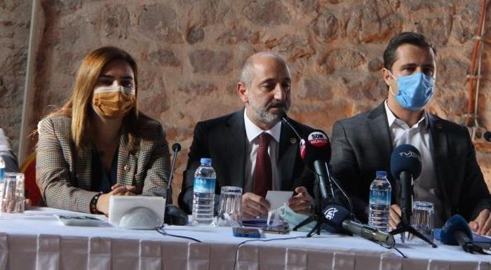 CHP Genel Başkan Yardımcısı Öztunç: Deprem Komisyonu Kurulması İçin Ayda Bebeğin Annesiz Kalması mı Gerekiyordu?