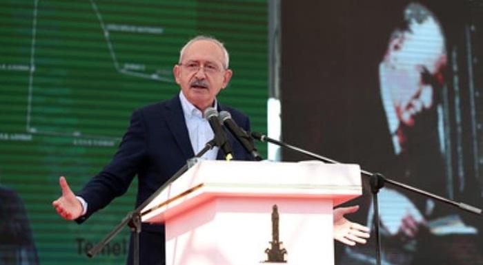 CHP GENEL BAŞKANI KEMAL KILIÇDAROĞLU İZMİR'DE