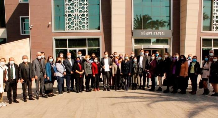 CHP İzmir'den İstanbul Sözleşmesi İçin Danıştay'a Dava - Deniz Yücel: Bu Yoldan Dönmeyeceğiz!