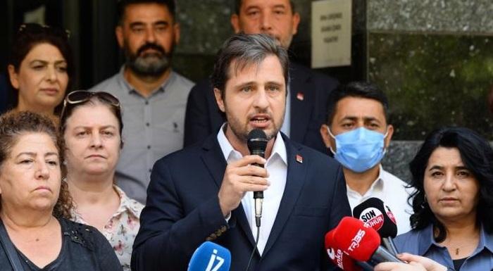 """CHP İzmir Zamları Protesto Etti - Yücel: Türkiye Bu Düzene Mahkum Değil, Biz Hazırız"""""""