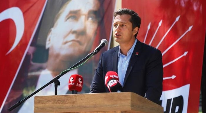 Bayramlaşma Töreninde İktidar Mesajları - Yücel: Sonraki Bayram CHP İktidarında Tüm Türkiye'nin Bayramı Olacak