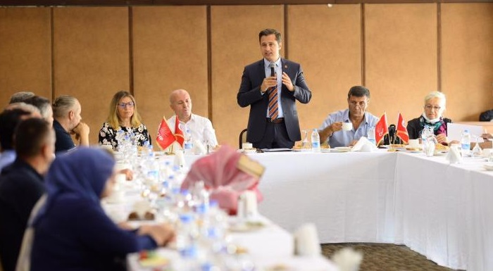 CHP İzmir Şehit ve Gazi Aileleri ile Buluştu - Yücel: Şehitlerimizin Siyasete Malzeme Yapılmasını Kabul Edemeyiz