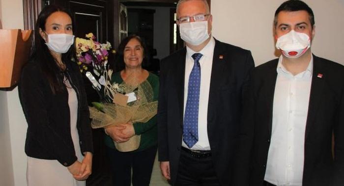 CHP Ankara İl Örgütü'nden Anneler Günü İçin Anlamlı Ziyaretler