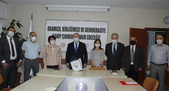 Ankara Tabip Odası Ziyareti
