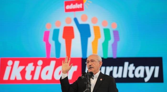 Genel Başkanımız Kemal Kılıçdaroğlu, yeniden Genel Başkan seçildi