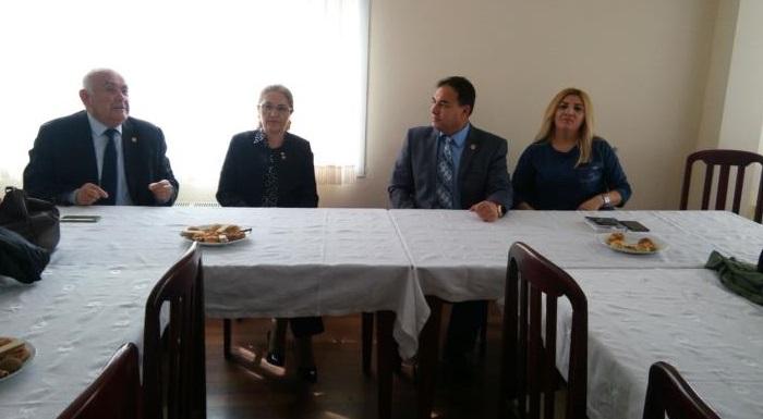 İlçe Başkanlığı olarak Balçova'daki Derneklerimizi Ziyaret Ettik