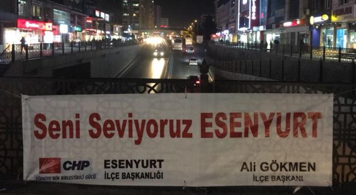 Ali Gökmen: Esenyurt'u bizim sevdamız iyileştirecek!