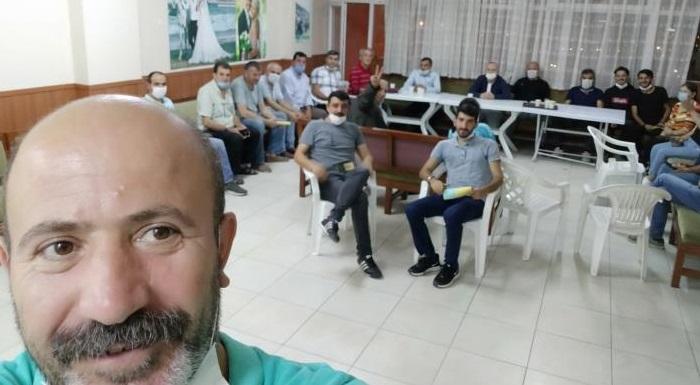 3.bölge Süleymaniye ve Ardıçlı mahalleri olağan yürütme kurlu toplantısını gerçekleştirdik.