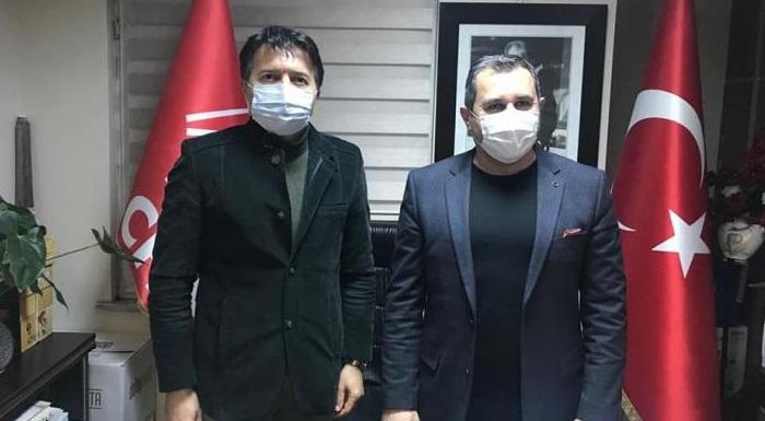 Sivas İmranlı Belediye Başkanımız Sayın Murat Açıl'ın ilçemizi ziyareti. Nazik ziyaretlerinden dolayı çok başkanımıza teşekkür ederiz.